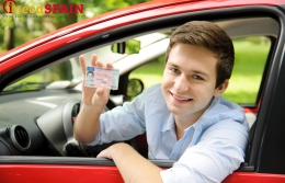 Everything one should know about driving license in Spain